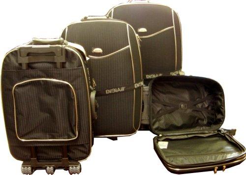 4 teiliges koffer set reisekoffer reise koffer trolley set. Black Bedroom Furniture Sets. Home Design Ideas